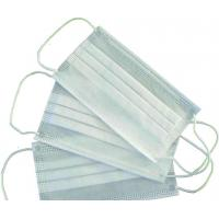Quality Good Air Permeability Non Woven Face Mask For Adult Anti Virus Breathable for sale