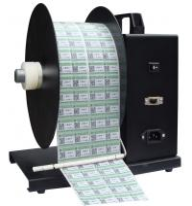 Global hot selling Reversible Label Rewinder R180