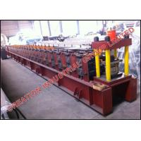 Quality Shelf Storage Steel Coil Rack Roll Forming Machine Thickness 1.5-2.5mm for sale