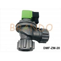 """Quality Right Angle Goyen Solenoid Valves , G3/4""""Inch High Speed Pneumatic Valve DMF-ZM-20 for sale"""