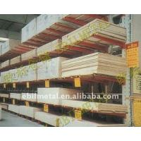 Quality H Structure Cantilever Pallet Racking Single Face Style Easy To Assemble 1200kgs / Level Max for sale