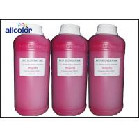 Epson Eco Solvent Ink For Dx5 Dx6 Dx7 / Artificial Leather Printing