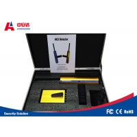 Quality Gold And Diamond Deep Ground Metal Detector With 100-1000m Detect Range for sale