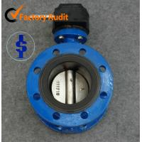 Quality Lever or Gear Lug Butterfly Valve With CI / DI / SS / WCB Body PN10 or PN16 for sale