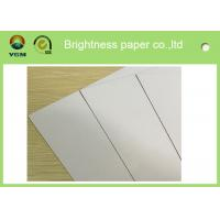 Quality 250gsm - 450gsm Duplex Blister Board Paper White Back 100% Virgin Pulp Material for sale