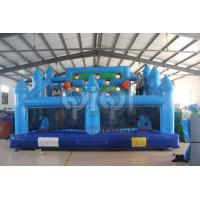 Quality Inflatable Punch Wall interactive Games for sale