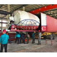 Quality T700 High Strength Steel Concrete Mixer Tank, 8 - 10M3 Concrete Mixer Drums For Trucks for sale