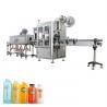 Buy cheap PVC sleeve shrink applicator labeling machine for round bottle glass bottle tin from wholesalers