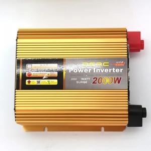 Quality 220v Automotive Power Inverter 1000w 2000w 3000w Auto Inverter Power Supply for sale