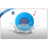 China Iphone 5s Bluetooth Wireless Mini Speakers , Shower Speaker Handsfree Speakerphone on sale