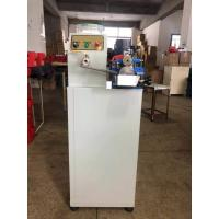 Quality INSOLE / UPPER GLUING MACHINE ( WHITE GLUE) Gluing Machine for last for sale