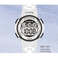 Quality Waterproof Round Sporty Self Calibrating Digital Wrist Watches For Women for sale
