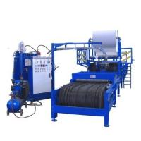 Quality Low Noise PU Roll Foaming Machine , Metal Roof Panel Cold Roll Forming Machine for sale