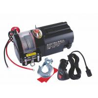 Best Electric 12V 4500 lb line pull Utility Trailer Winch / Winches wholesale