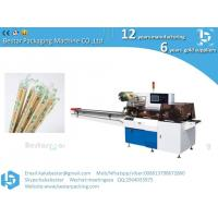 Quality Chopsticks Horizontal Packing Machine ,Reliable packaging machine for sale