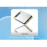 Quality GSM Wireless Alarm module GSM module MC2700 for sale