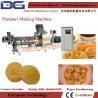 Best Automatic Panipuri / Golgappa Fryum  pallet pellet food extruder wholesale