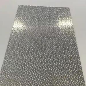 Quality H34 Aluminum Tread Plate 1060 Aluminum Tread Plate 5754 5052 5083 H34 Aluminum Tread Plate for sale