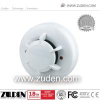 China Security Control System 4-Wire Smoke/Heat Detector for Fire Alarm on sale