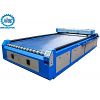 China Commercial Automatic Fabric Cutting Machine , Textile Laser Engraving Machine on sale