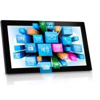 Quality Indoor  Touch Screen Advertising Player Full HD 1080P For Shopping Mall / Supermarket for sale