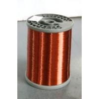 Best Magnet Enamel Coated Wire 1.6mm Enameled Copper Wire 130-220 Grade Class One wholesale