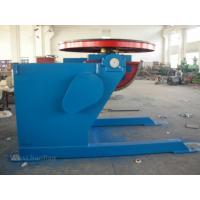 Best Pipe Horizontal Floor Welding Turntable Positioner 3 Ton , Rotating 360° wholesale
