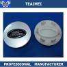 High Temperature ABS Silver Land Rover Car Wheel Center Caps