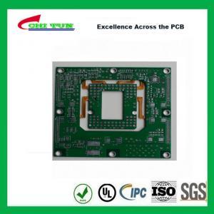Quality Custom PCB Manufacturing Rigid Flexible PCB High Tg PCB for sale