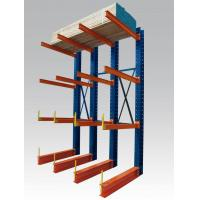 Quality Lumber Cantilever High Loading Capacity Heavy Duty Storage Racks Cantilevered Type for sale