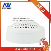 Quality 2 wire bus conventional heat detector for fire safety for sale