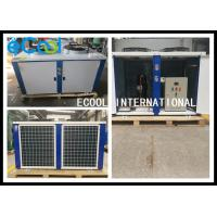 Quality Durable Air Cooled Condensing Unit , Single Compressor 5 Hp Condensing Unit for sale