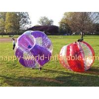 China loopy ball , bubble soccer ball , body bumper ball , body zorb ball on sale