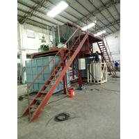 China Recycled Foam Making Machine(with steam) for Waste Sponge Recycle Utilization on sale