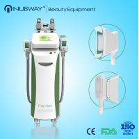 Hot selling beauty salon use 5 handpieces Cryo body fat slimming machine