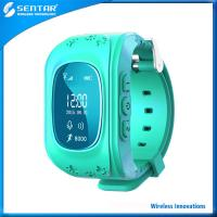 China Hot selling wrist watch gps kids tracker, personal gps watch for kids/children /senior citizen/old people on sale