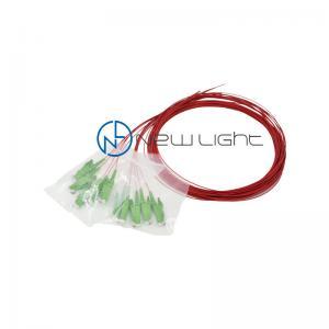 Quality 9/125um FTTB G657A1 Fiber Optic Patch Cord 1550nm for sale