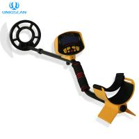Quality LCD Display 211mm 9V Battery Underground Metal Detector for sale