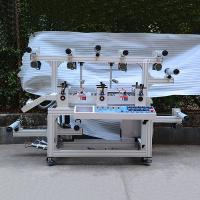Best Three Station Precision Automatic Lamination Machine Multifunction For PVC Film wholesale