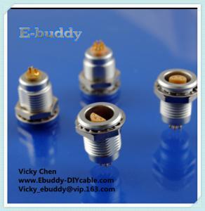 Quality Lemo compatible S serials 00S Coaxial socket ERA.00.250 for sale