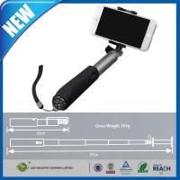 Best Selfie Sticks Bluetooth Accessory , Extendable Pole Bluetooth Self Shooting Monopod wholesale