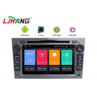 Quality Capacitive Screen Opel Car Radio Player With BT Car Dvd Gps IPOB USB SWC for sale