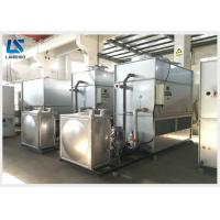 Quality Low Noise Evaporative Closed Loop Cooling Tower High Production Capacity for sale