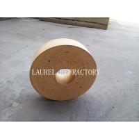 Best Round Fire Clay Brick with Good Thermal Shock Resistance for Pizza Oven wholesale
