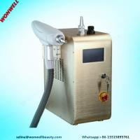 Quality 2016 newest1032nm 1064 nm 532nm nd yag laser tattoo removal machine for sale