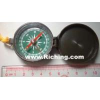 China Plastic liquid filled Compass with Lid on sale