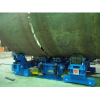 Best Industrial Tank Turning Roll With PU Wheel For Wind Tower Tank Vessel wholesale