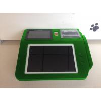 """7 """" TFT LCD Touch Screen Mobile Point of Sale Systems Intelligent Android 4.4 OS Based"""