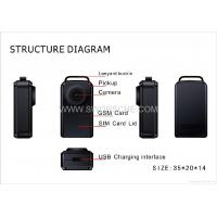 China SWORSCHE Super Mini MMS Alarm with Voice Control Call Back and Taking 2.0M Pixels Photos on sale