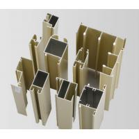 Powder Painted / Anodized Aluminum Extrusion Profiles For Side Hung Doors